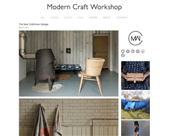 Blog Post by Modern Craft Workshop on Doe at The New Craftsmen
