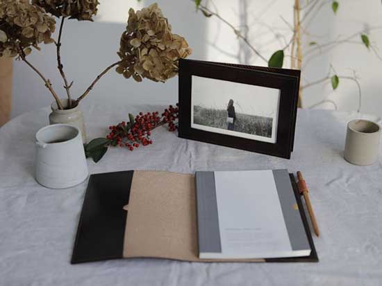 PHOTO FRAMES AND NEW DIARY COVER